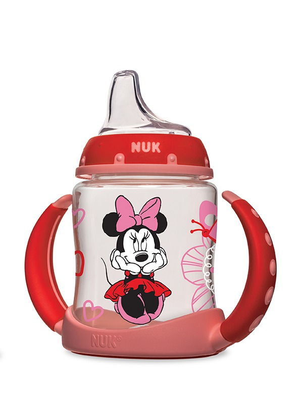 Disney Baby Mickey Mouse and Minnie Mouse Learner Cups