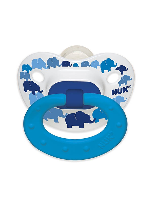 Elephants & Butterflies Orthodontic Pacifiers