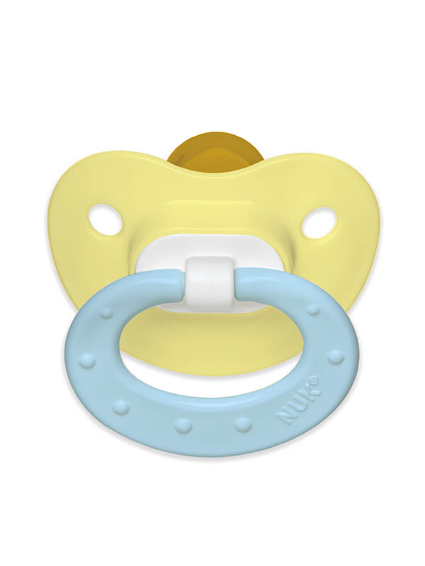 Are orthodontic pacifiers better