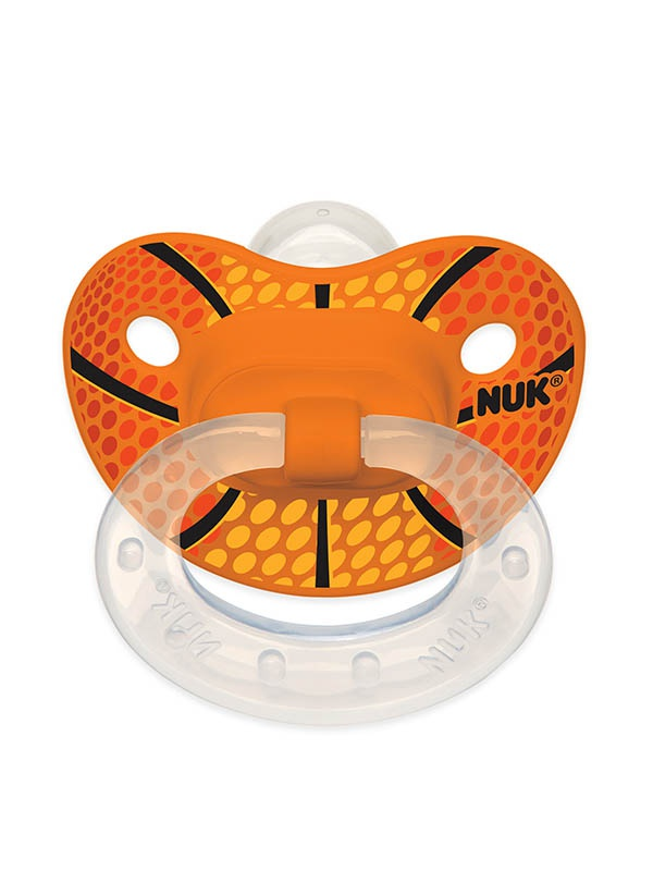 Sports Orthodontic Pacifier