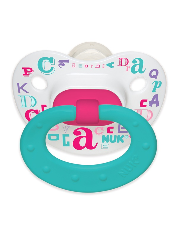Baby Talk Orthodontic Pacifier