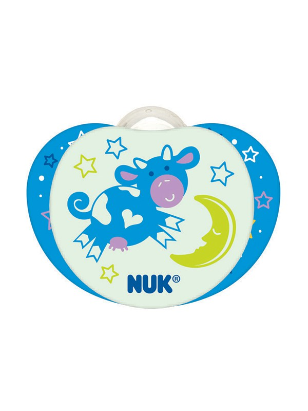 Night Glow Orthodontic Pacifier