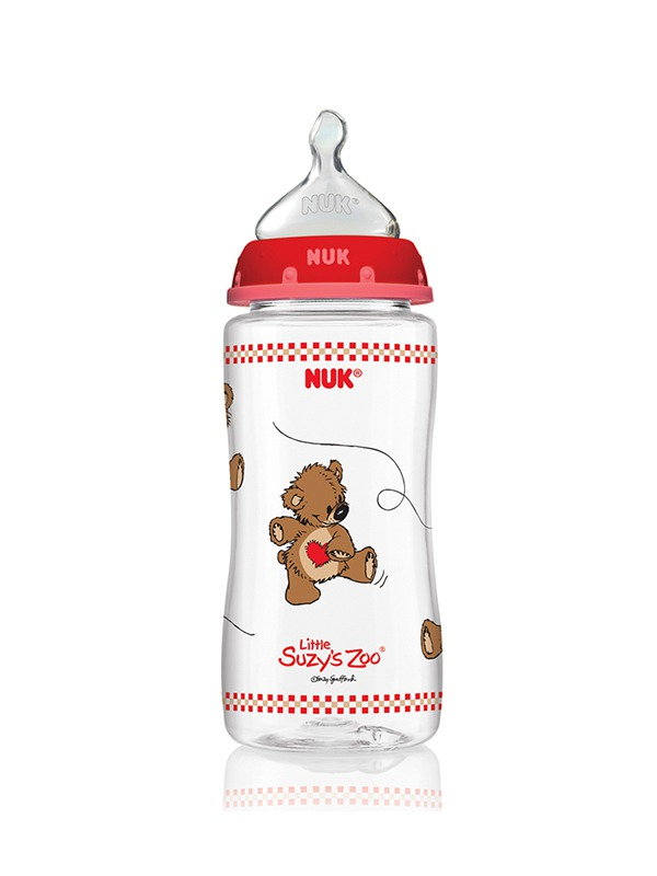 Little Suzy's Zoo® Orthodontic Bottle