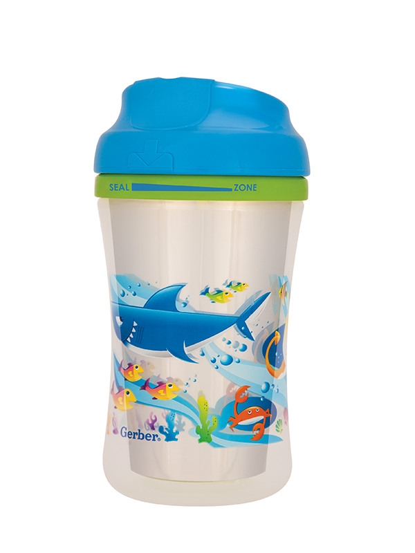 78912-1 Gerber 9oz. Insulated Cup - Outer Shell - Boy-Under The Sea