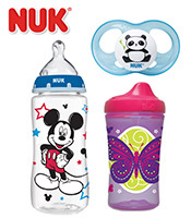 Save $1 off One NUK<sup>&reg;</sup> or Gerber<sup>&reg;</sup> Graduates<sup>&reg;</sup> Tableware Product