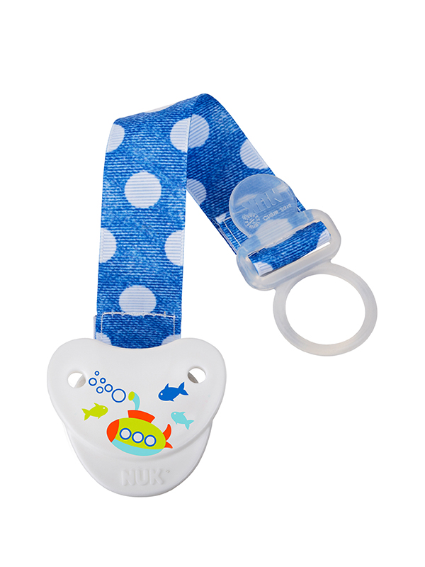 3-in-1 Pacifier Clip
