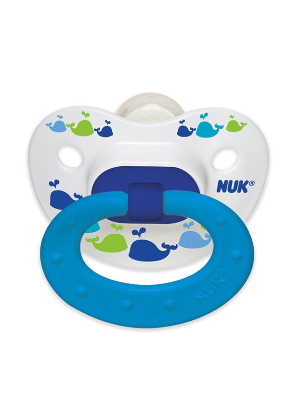 Marrakesh & Whales Orthodontic Pacifier
