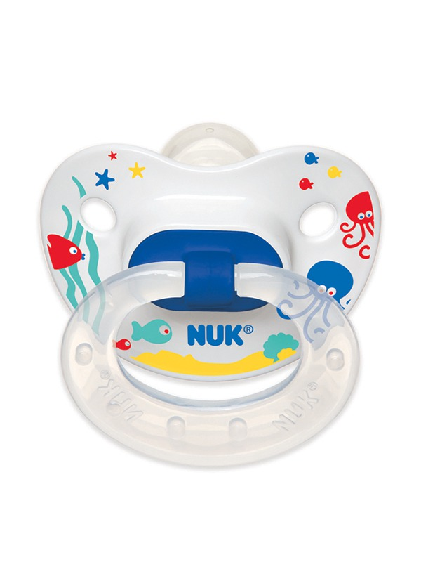 Sea Creatures Orthodontic Pacifier
